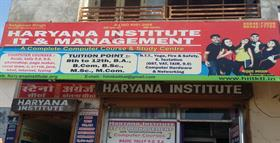 Haryana Institute IT & Mang.